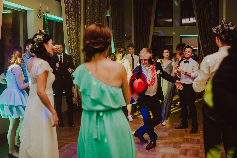 wesele w zajezdzie antersola